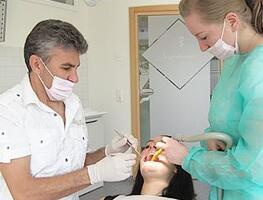 Oralchirurgie - angenehm und schonend